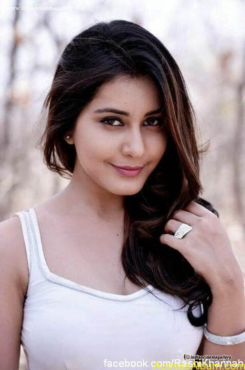 Actress Rashi Khanna Hot Dress Photos 4