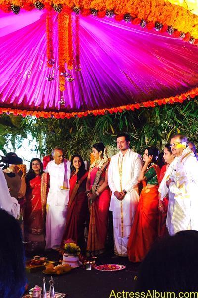 Actress Trisha Krishnan Engagement Pictures 13