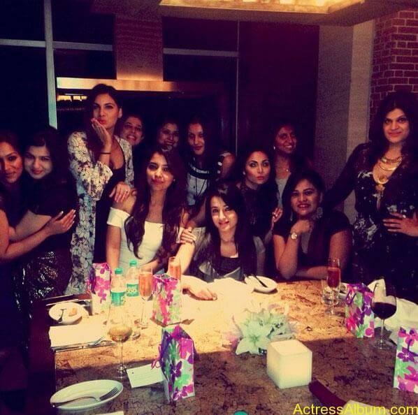 Actress Trisha Krishnan Engagement Pictures 14