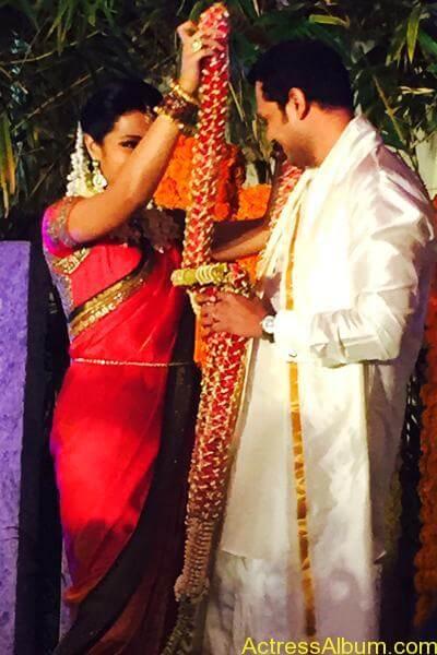 Actress Trisha Krishnan Engagement Pictures 4
