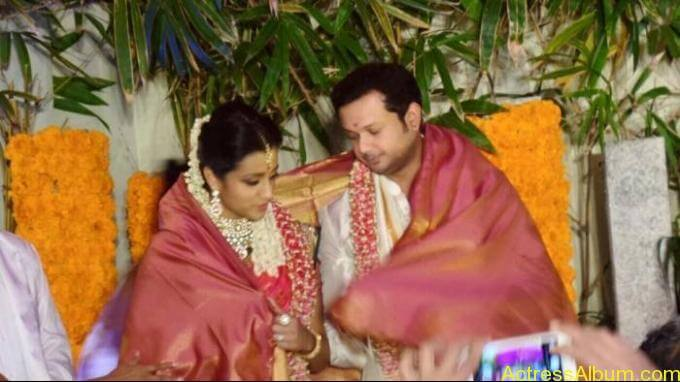 Actress Trisha Krishnan Engagement Pictures 5