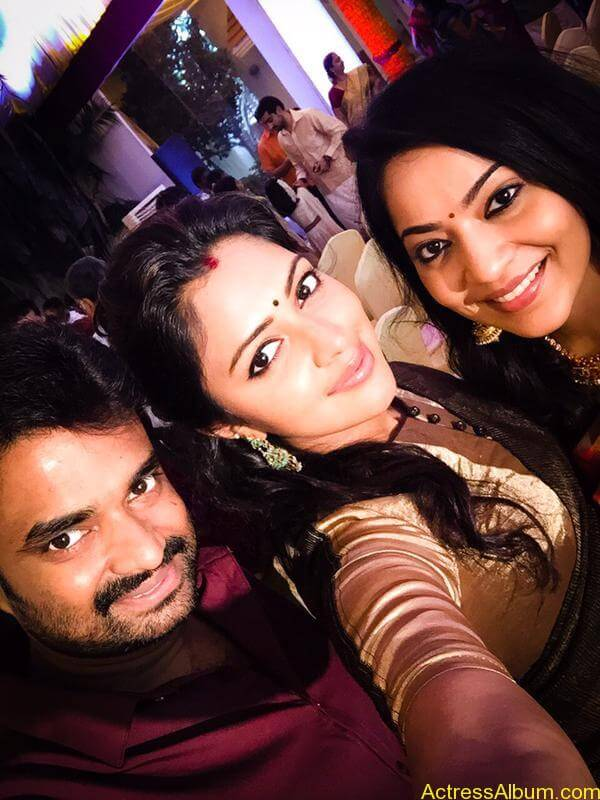 Actress Trisha Krishnan Engagement Pictures 8