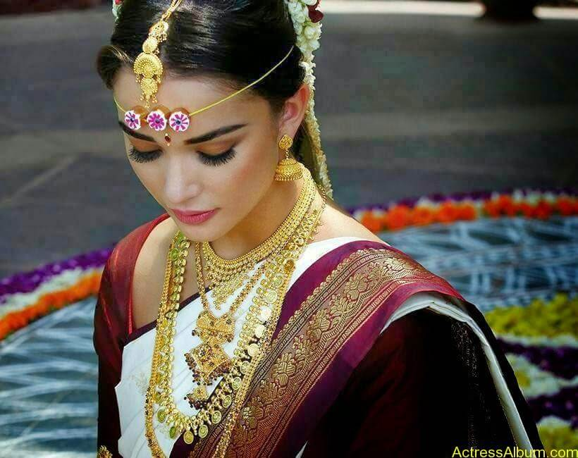 Amy Jackson Traditional Looks Gallery 4