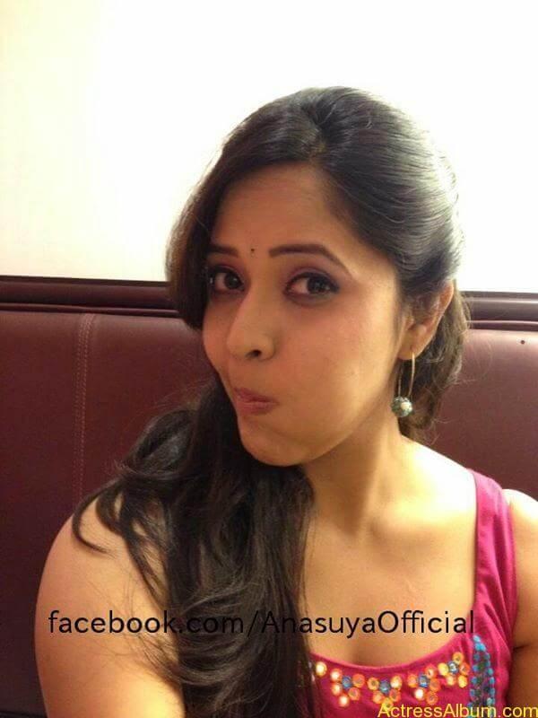 Anchor Anasuya Bharadwaj's Hot Images 1