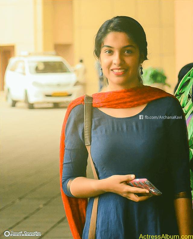 Archana Kavi Hot Unseen Pics 10