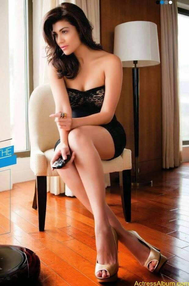Archana Vijaya Hot Photoshoot Photos in Stuff Magazine 4
