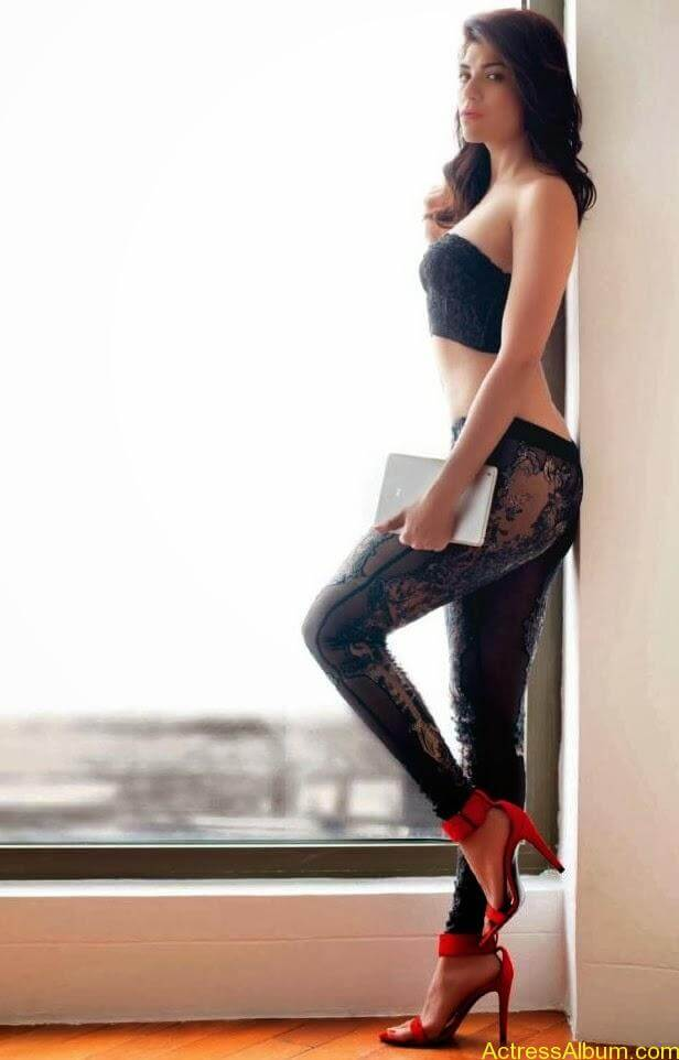 Archana Vijaya Hot Photoshoot Photos in Stuff Magazine 6