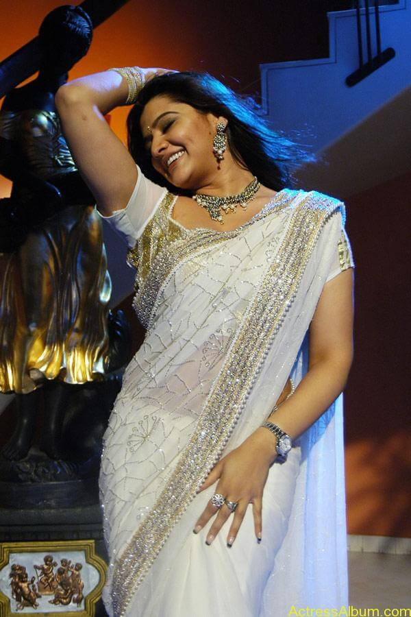 aarthi agarwal latest hot saree stills