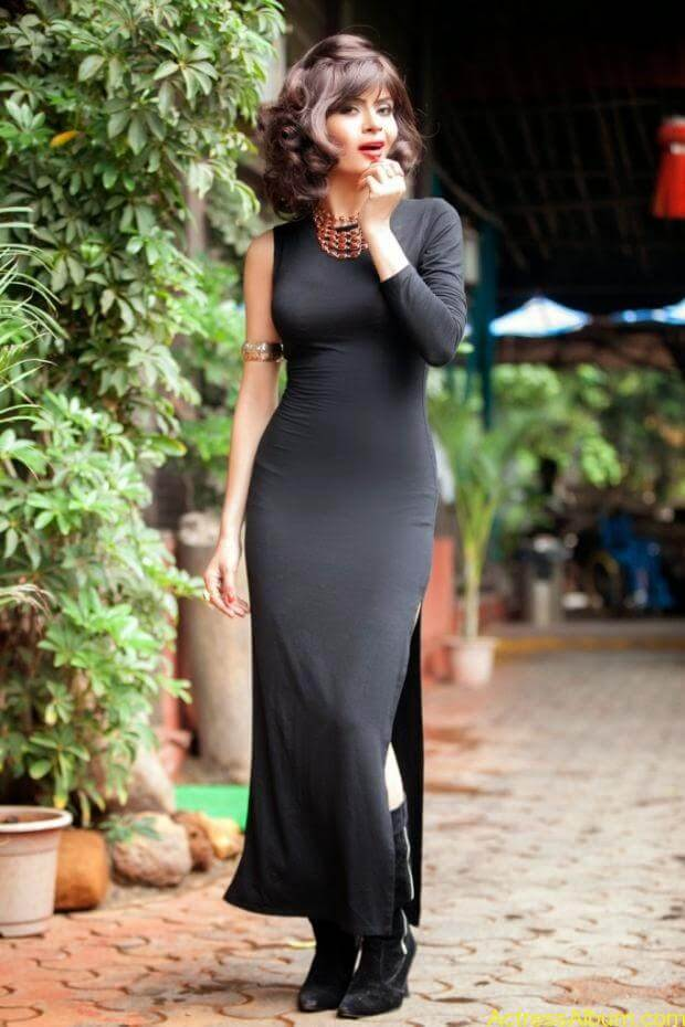 Gehana Vasisth hot photo shoot (6)