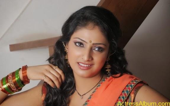 Haripriya hot in saree photos (15)