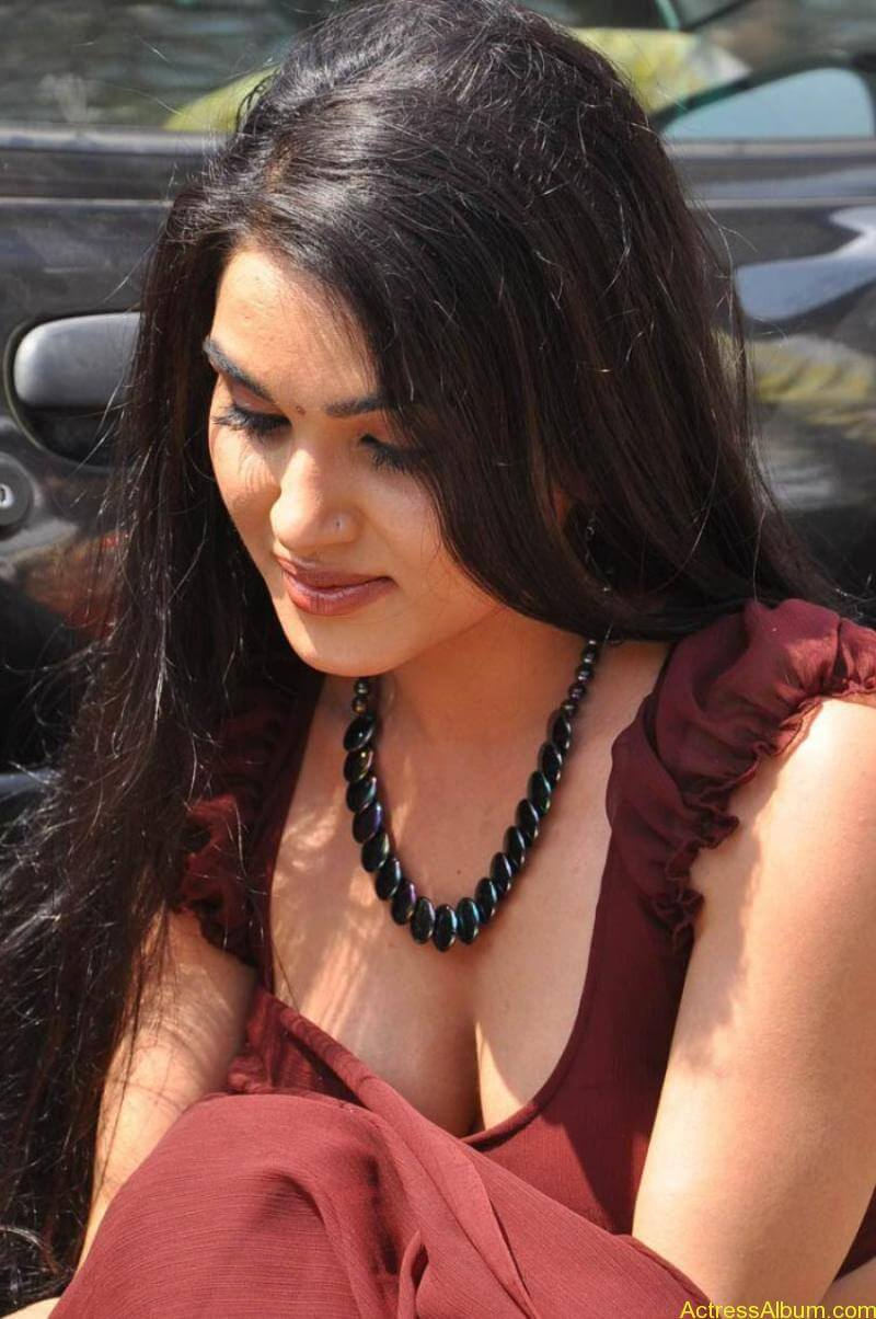 Kavya Singh Hot Saree Stills (17)