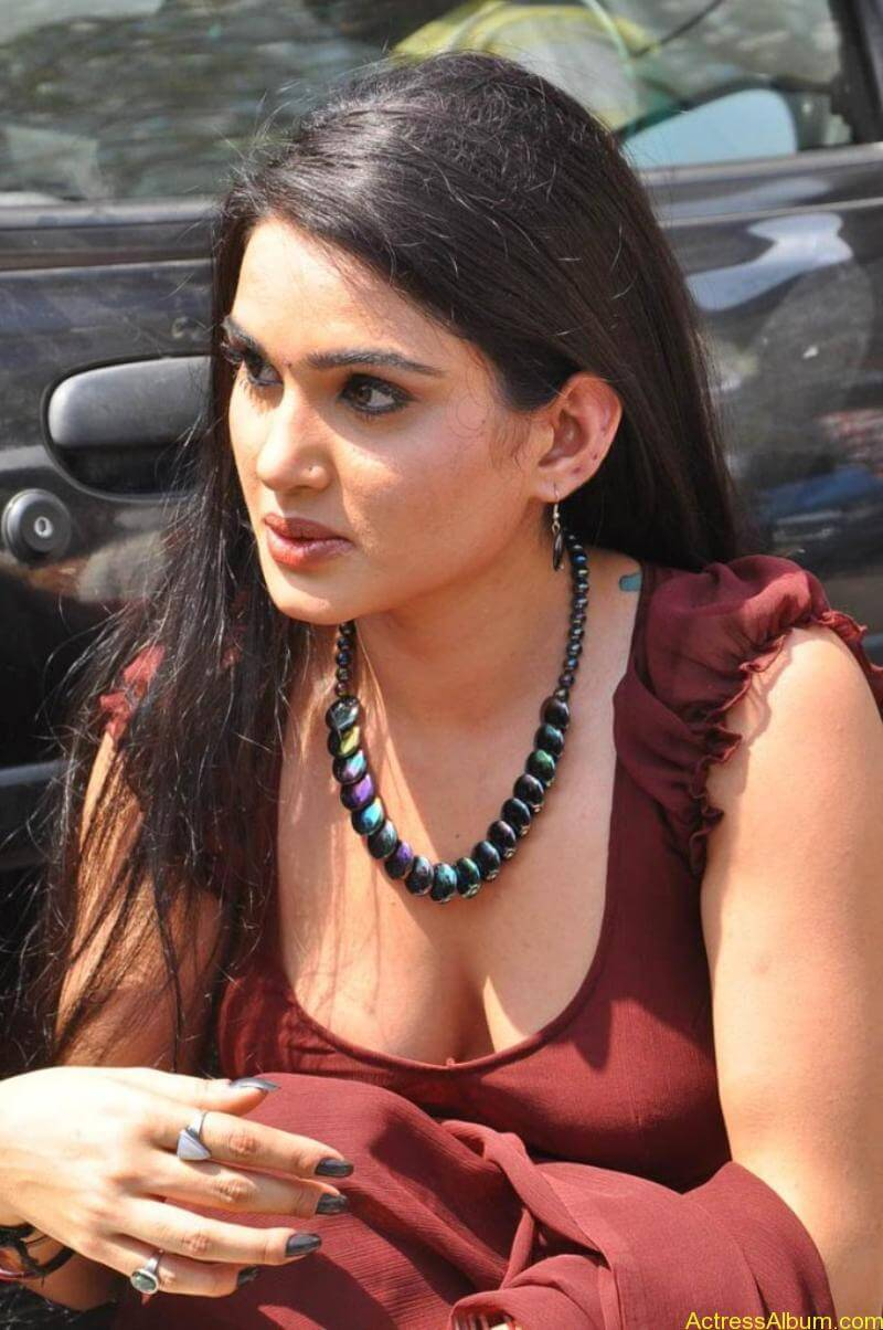 Kavya Singh Hot Saree Stills (8)