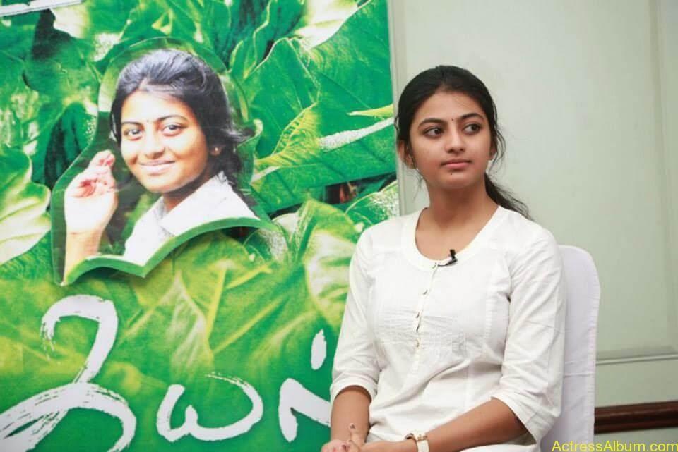 Kayal Movie Heroin Anandhi Latest stills (2)