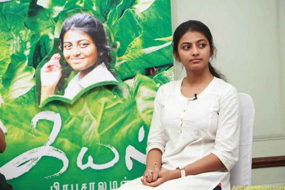 Kayal Movie Heroin Anandhi Latest stills (6)