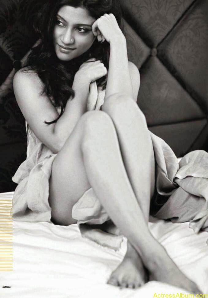 Konkona Sen Hot Photoshoot Photos in Maxim Magazine 4