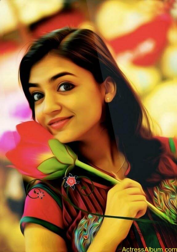 Nazriya nazim latest hot photos stills (14)