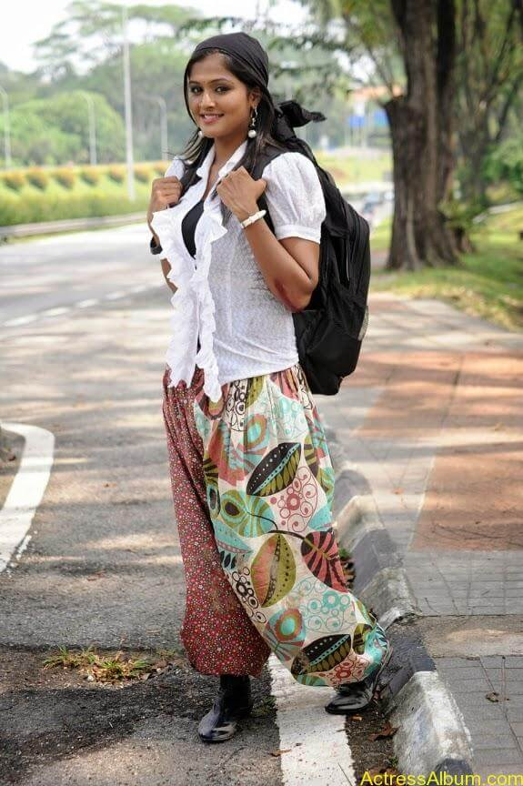 Remya nambeesan cute hot photos stills (22)