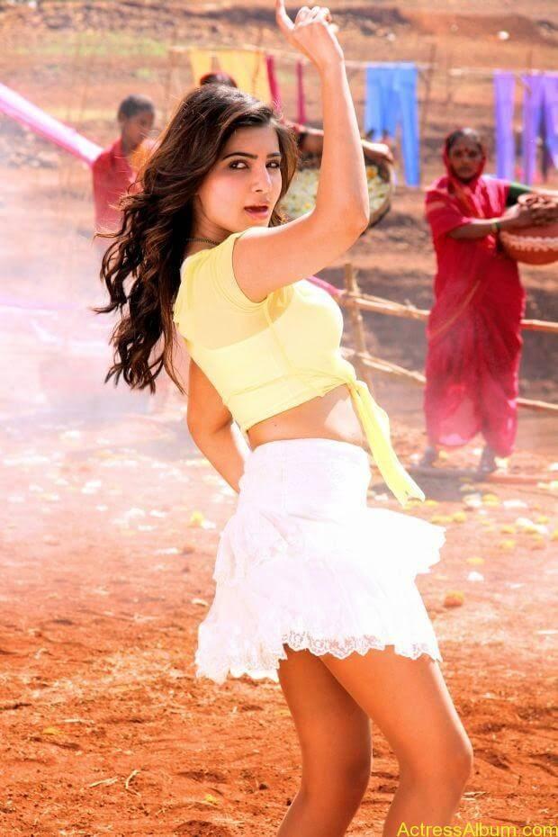 Samantha hot stills in sikandar movie (4)
