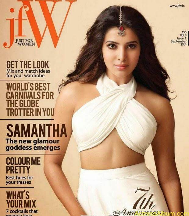 Samantha JFW photo shoot (1)