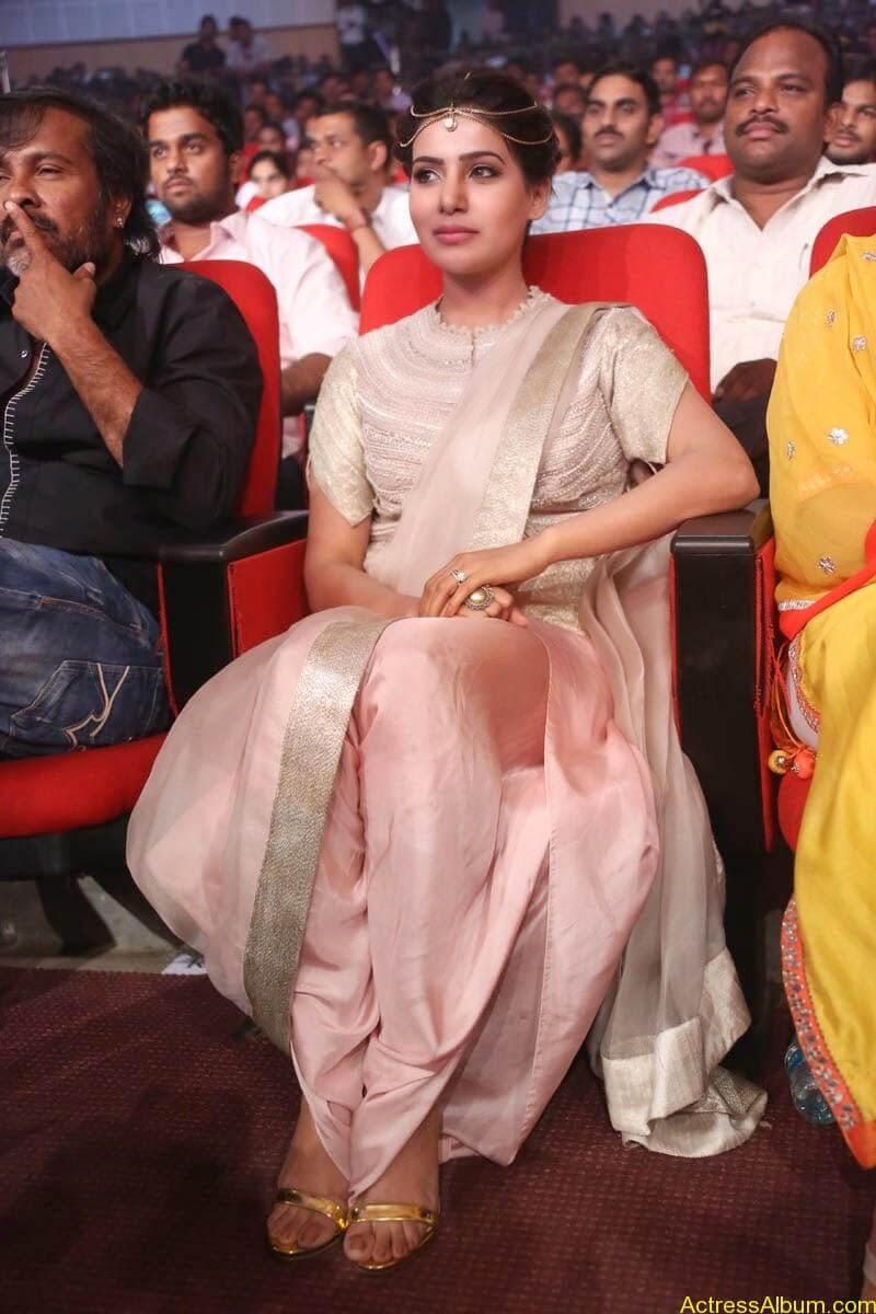 Samantha new look at alludu Sreenu (1)
