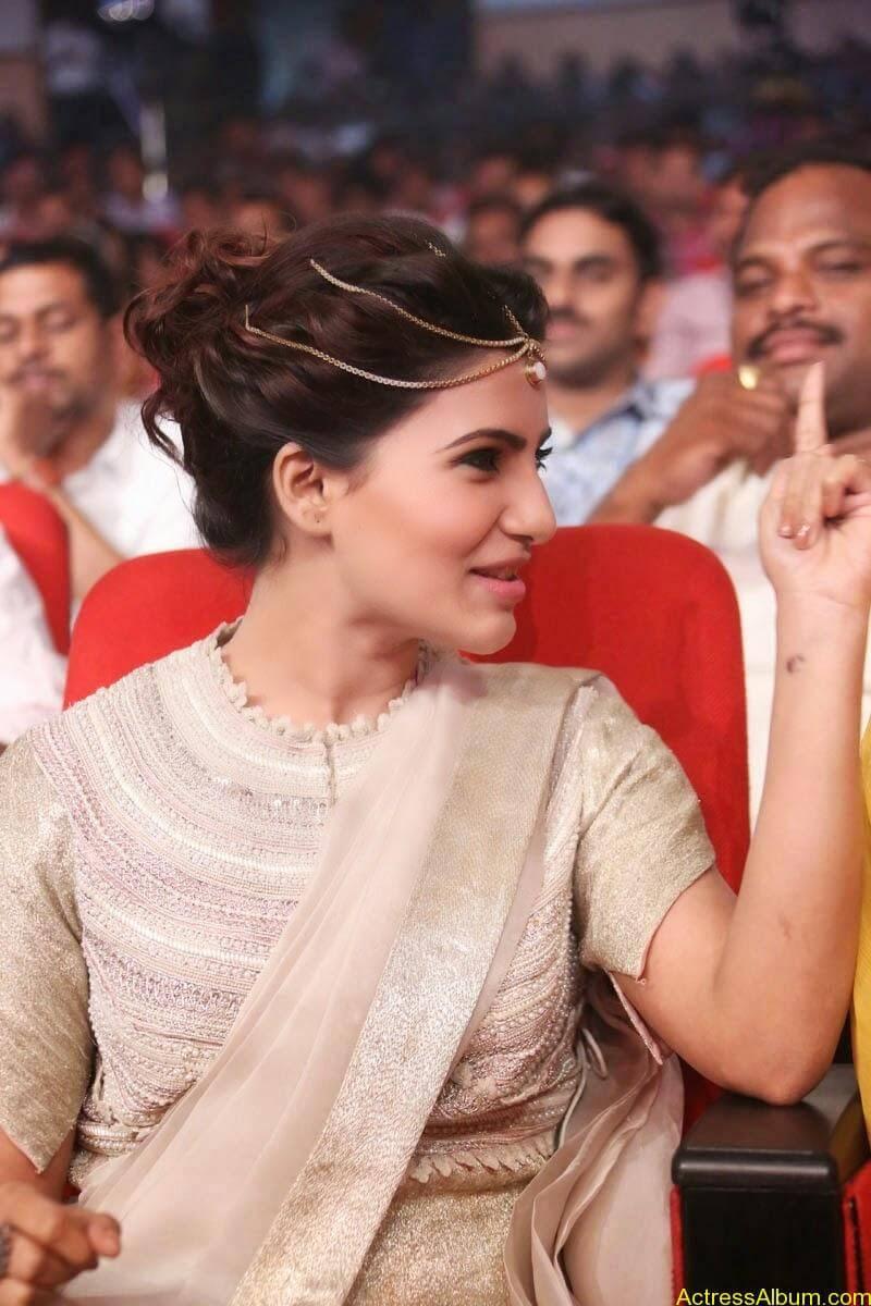 Samantha new look at alludu Sreenu (10)