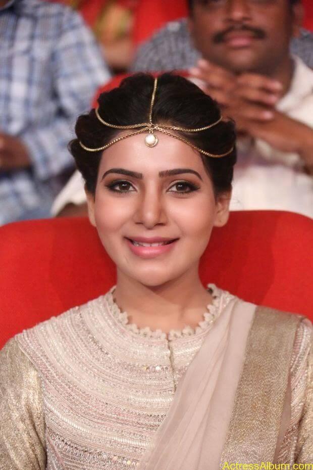 Samantha new look at alludu Sreenu (7)