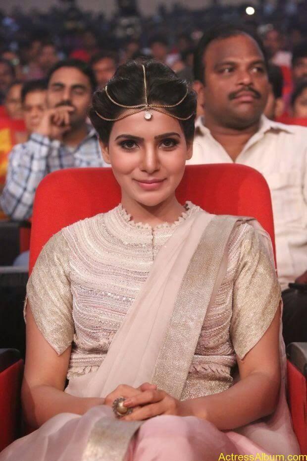 Samantha new look at alludu Sreenu (8)