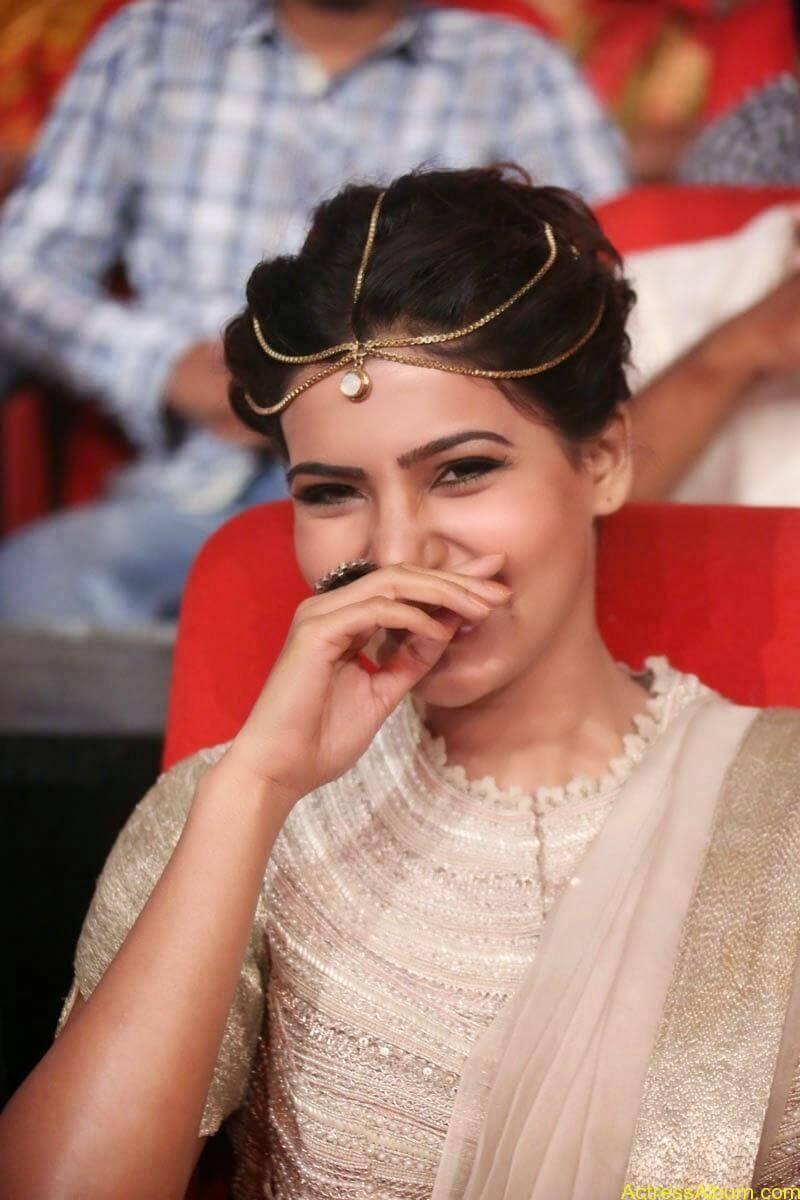 Samantha new look at alludu Sreenu (9)
