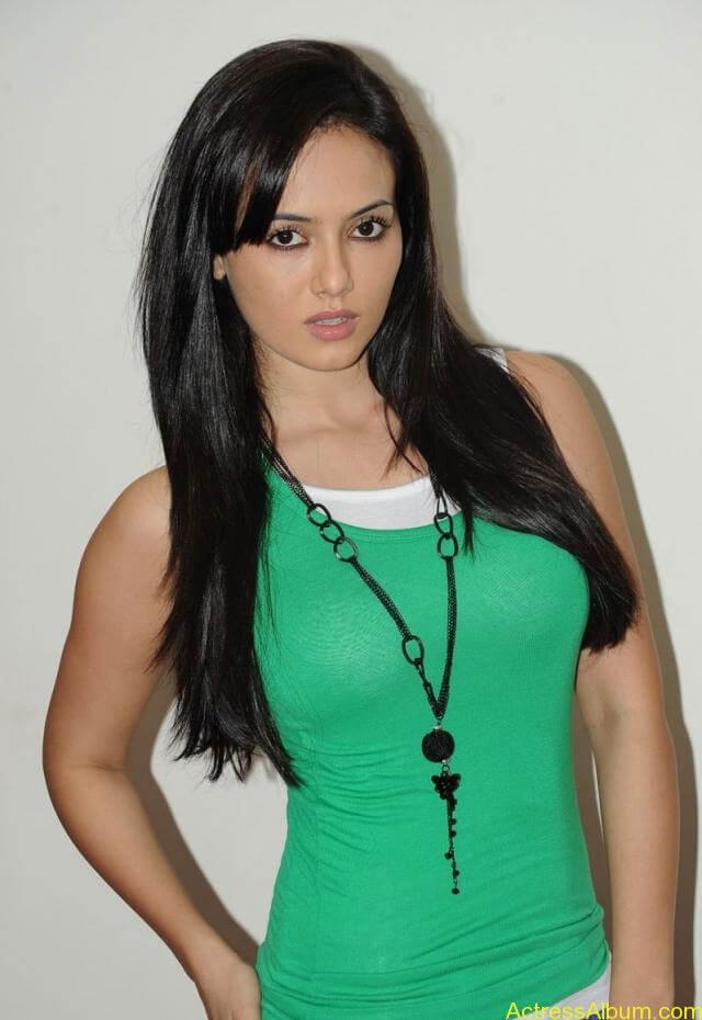 Sana khan latest hot glamour photos (23)