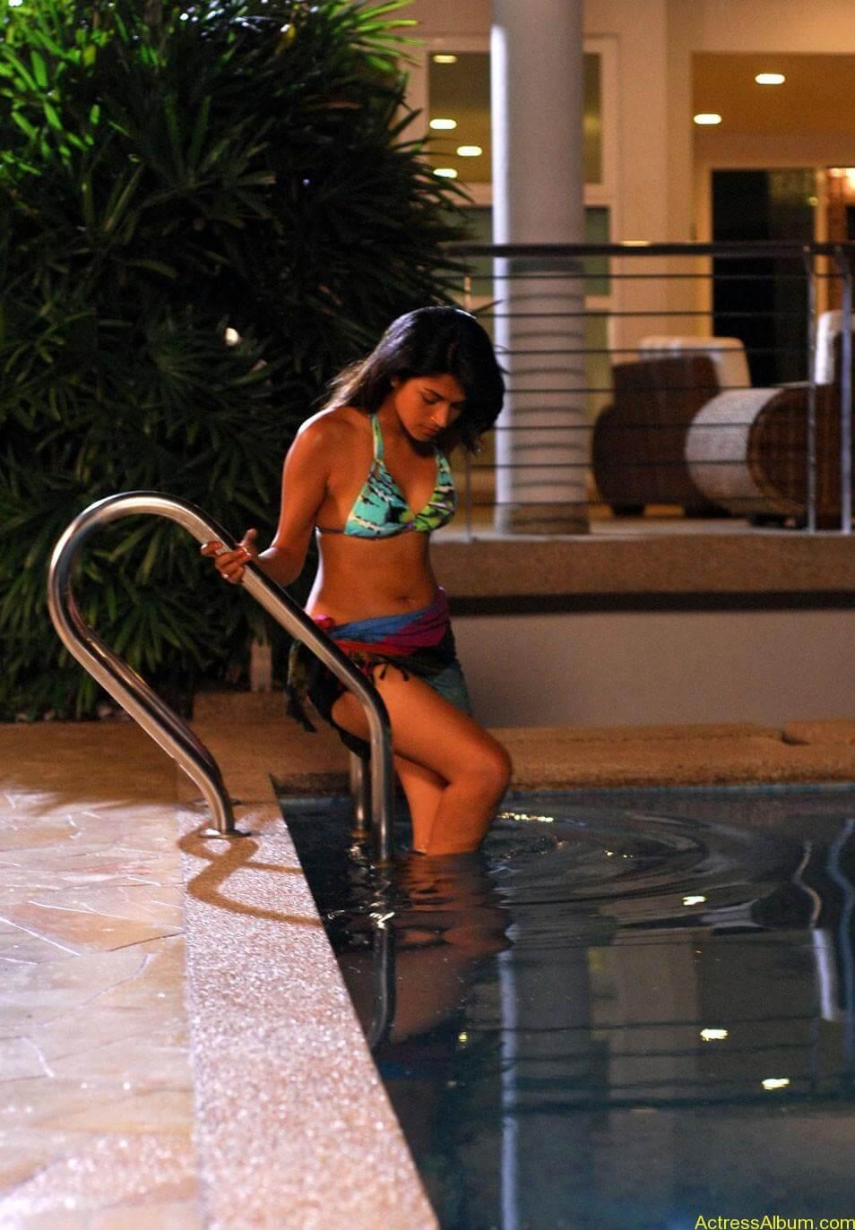 Shraddha-Das-Bikini-Photos-cf-03