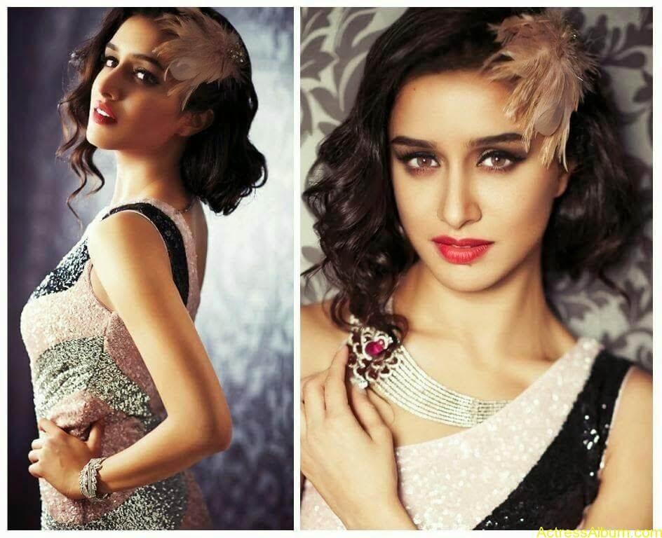 Shraddha Kapoor  hot photo shoot for Hi Blitz Magazine (4)