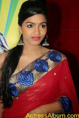Tamil Actress Dhanshika hot in saree (12)