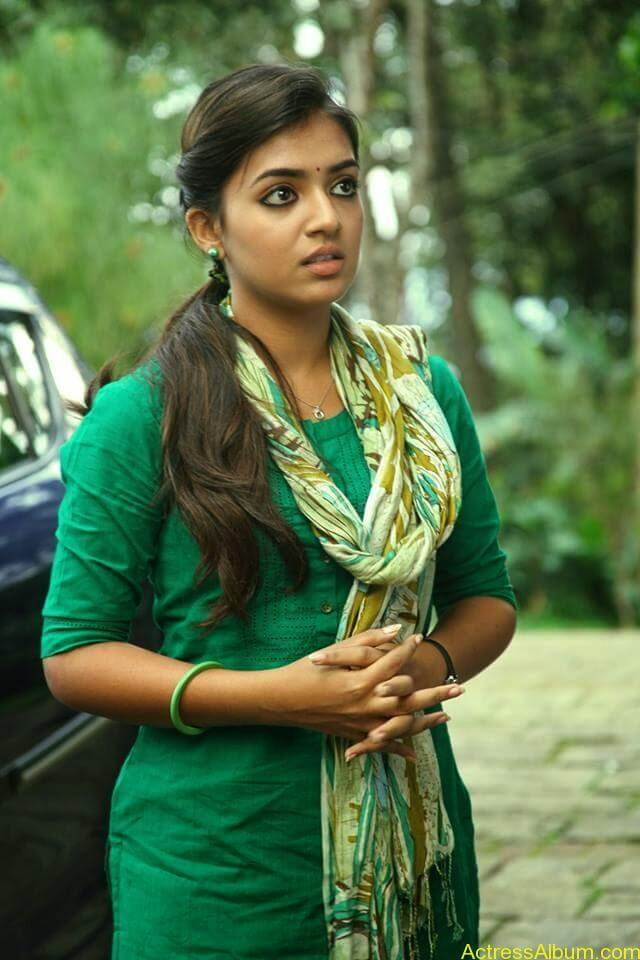 Tamil Actress Nazriya Nazim Cute images 1