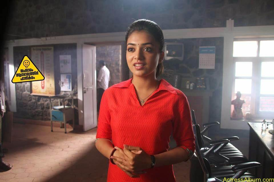 Tamil Actress Nazriya Nazim Cute images 11