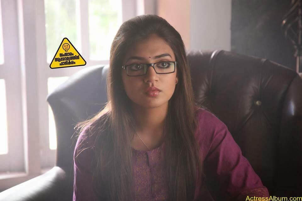 Tamil Actress Nazriya Nazim Cute images 12
