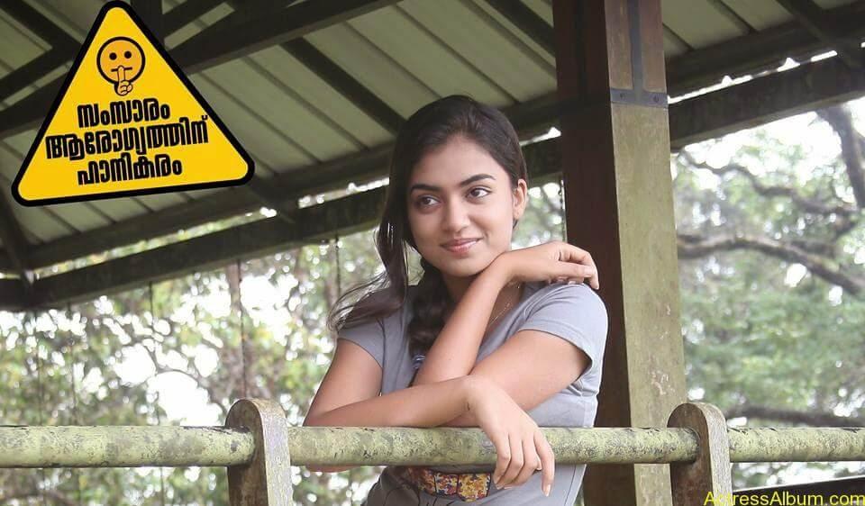 Tamil Actress Nazriya Nazim Cute images 16