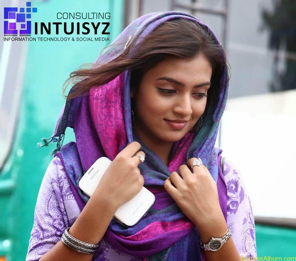 Tamil Actress Nazriya Nazim Cute images 4
