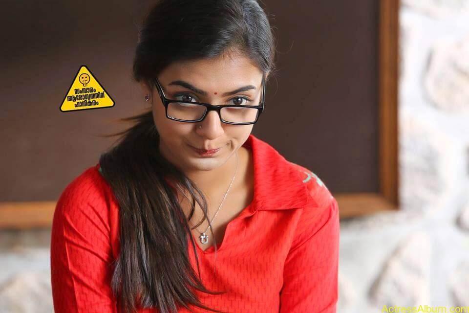 Tamil Actress Nazriya Nazim Cute images 5