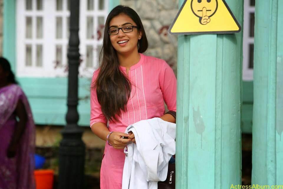 Tamil Actress Nazriya Nazim Cute images 6