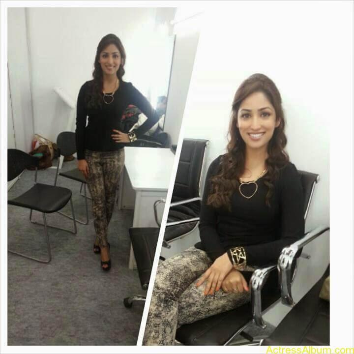 Tamil Actress Yami Gautam Hot Images 2