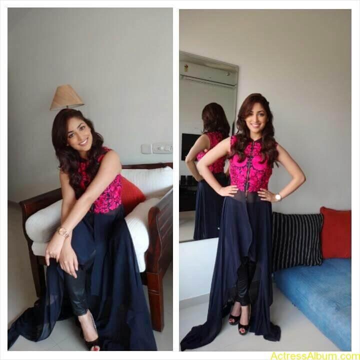 Tamil Actress Yami Gautam Hot Images 3