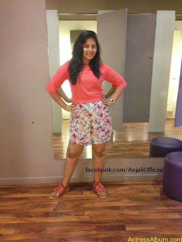 Telugu Actress Anjali Hot 11