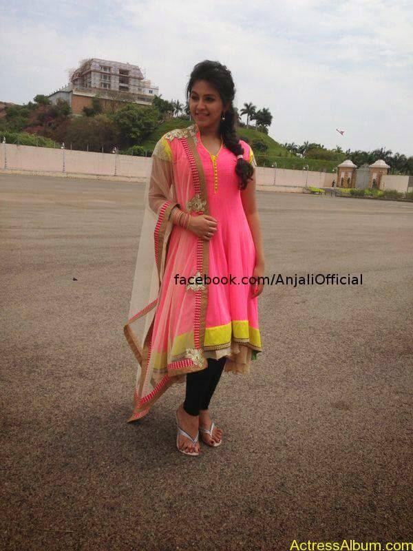 Telugu Actress Anjali Hot 12