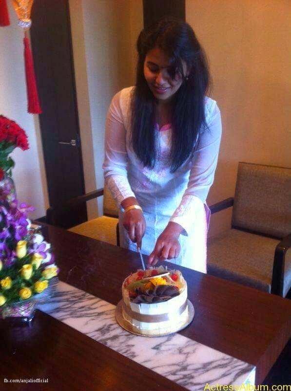 Telugu Actress Anjali Hot 3