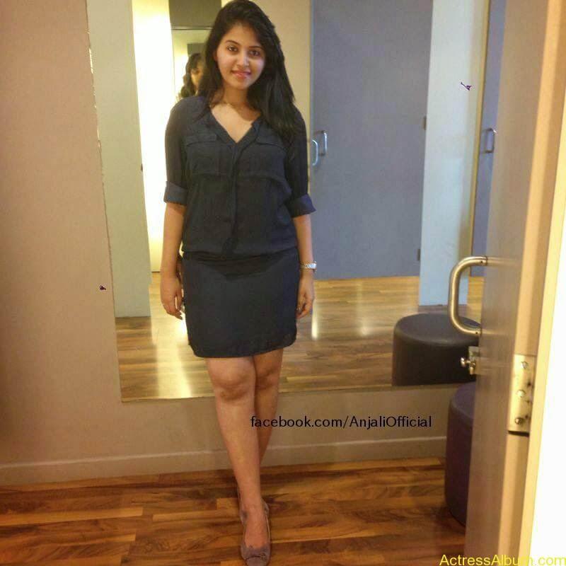 Telugu Actress Anjali Hot 4