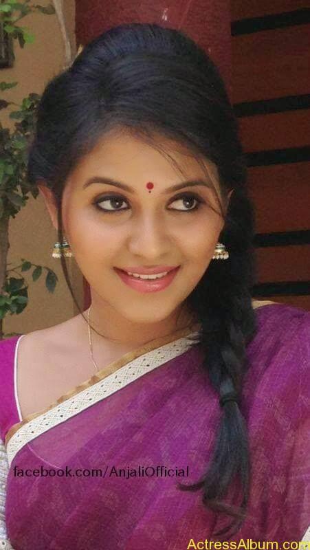Telugu Actress Anjali Hot 6