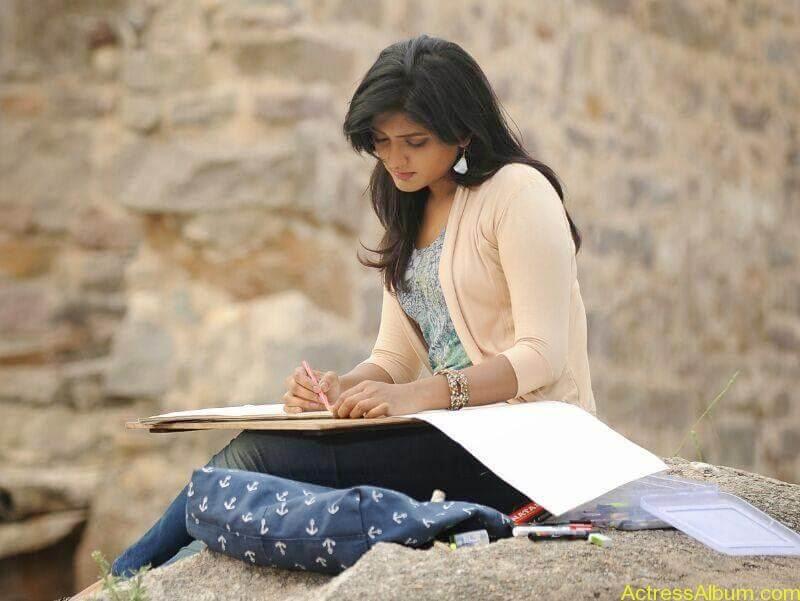 Telugu Actress Eesha's Personal Hot Pics 4