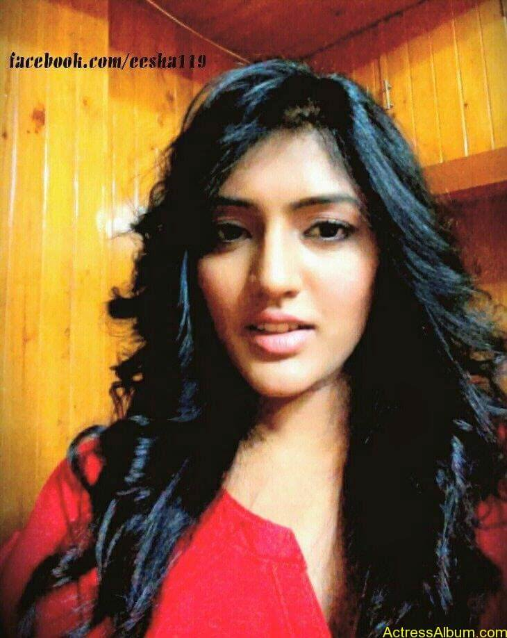 Telugu Actress Eesha's Personal Hot Pics 6
