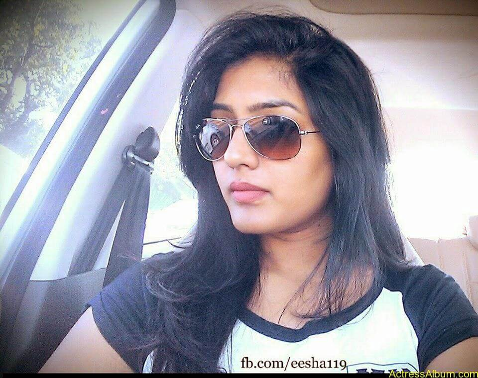 Telugu Actress Eesha's Personal Hot Pics 8