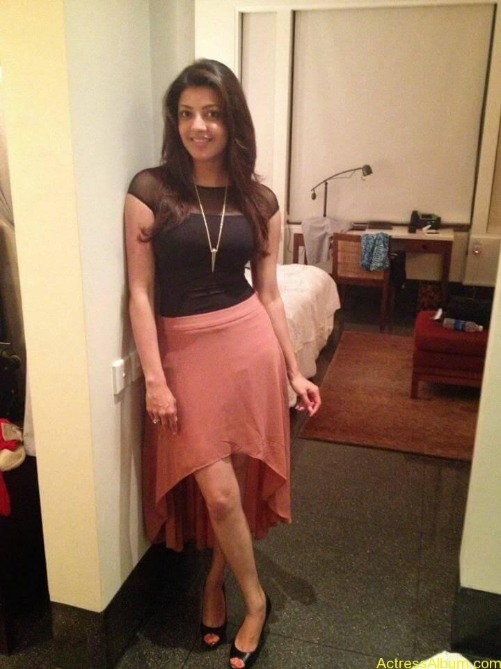Telugu Actress kajal Agarwal Hot & Horny Pics 1